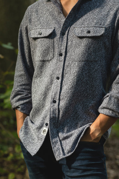 MuskOx-Apparel-Flannel-Steel-Grey