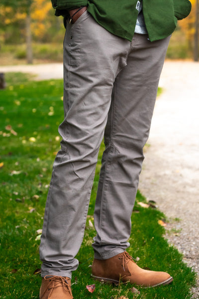 MuskOx Canvas Pant, Driftwood