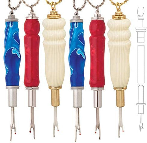 Penn State Industries PKSRPAK Seam Ripper Necklace Kit Variety Pack Woodturning Project