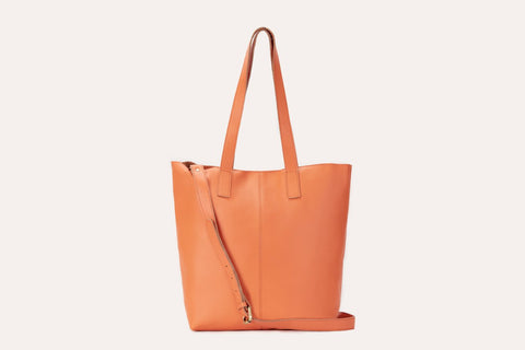 Women's Journalist Tote Shoulder Handbag-Pink Lucy-Andari Jewelry and Accessories