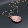 Image of Natural Quartz Opal Stone Pendants