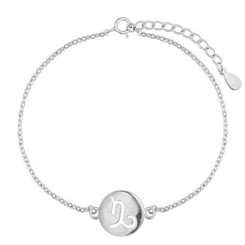 Astrologic Slim Link Chain Bracelet-My Marketing Worx-Andari Jewelry and Accessories