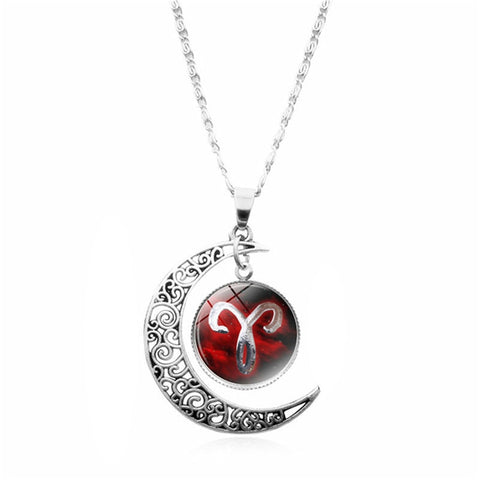 12-Zodiac-Sign-Astrology-Necklace