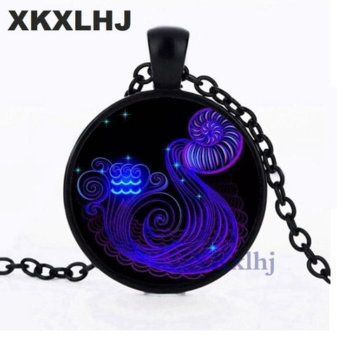 12 Star Constellation Pendant