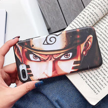 Load image into Gallery viewer, FREE Naruto Shippuden Amazing iPhone Case