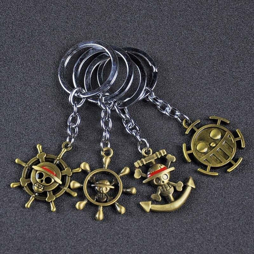 FREE One Piece Cool Keychains