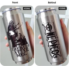 Load image into Gallery viewer, FREE One Piece Stainless Steel Can Bottle