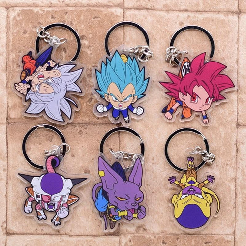 FREE Dragon Ball Keychain