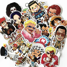 Load image into Gallery viewer, FREE One Piece 61 Pcs/set Stickers