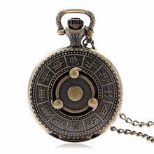 Load image into Gallery viewer, Naruto Shippuden Pocket Watch - 90% Off Sale