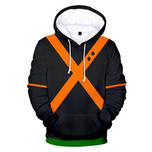 Load image into Gallery viewer, My Hero Academia 3D Hoodie (SALE - 70% Off)