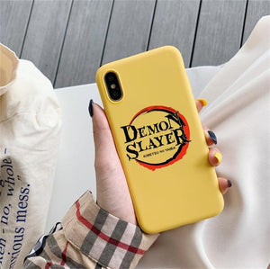 FREE Demon Slayer: Kimetsu No Yaiba iPhone Case