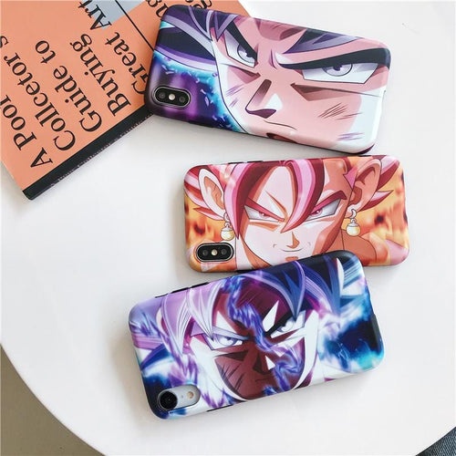 FREE Dragon Ball Goku iPhone Case