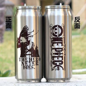 FREE One Piece Stainless Steel Can Bottle