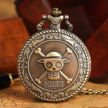 Load image into Gallery viewer, FREE One Piece Pocket Watch