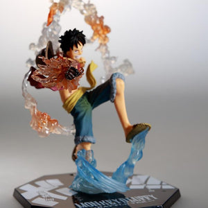 FREE One Piece Amazing Action Figure