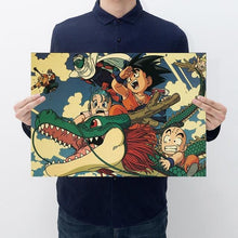 Load image into Gallery viewer, FREE Dragon Ball Poster