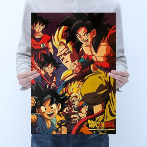 FREE Dragon Ball Poster