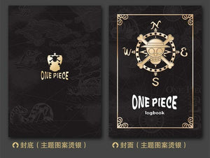 FREE One Piece Beautiful Notebook