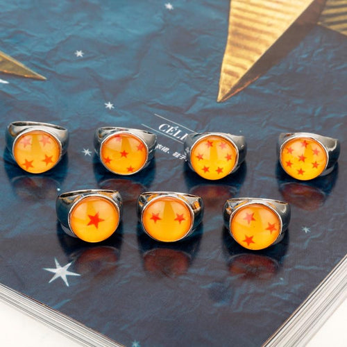 FREE Dragon Ball 7 Stars Ring