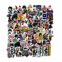 Load image into Gallery viewer, FREE My Hero Academia 73Pcs/Set Stickers