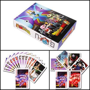 FREE One Piece 54Pcs/set Playing Cards