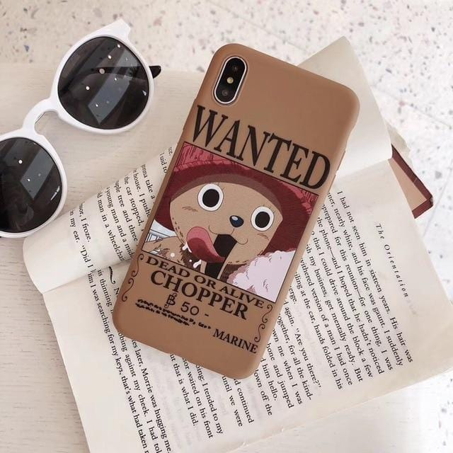 FREE One Piece iPhone Case
