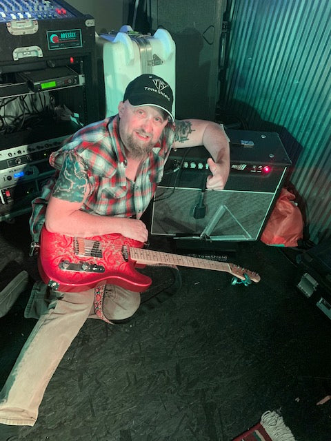 Scott Aselage and ToneShield