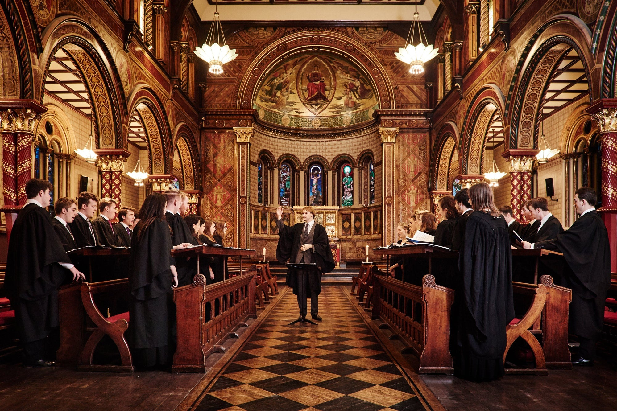 The Choir of King's College London