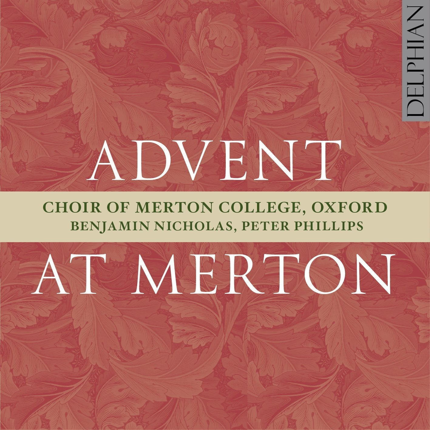 Advent at Merton CD Delphian Records