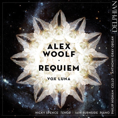 Alex Woolf: Requiem CD Delphian Records
