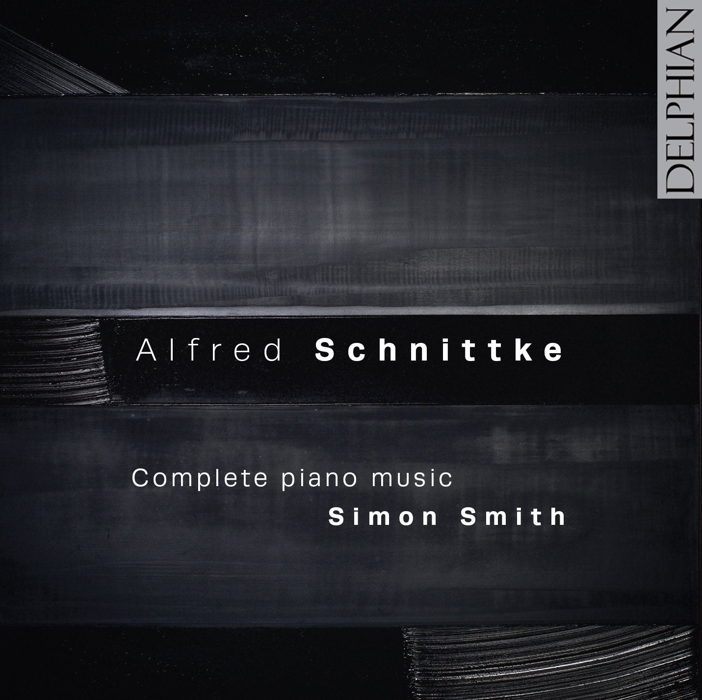 Alfred Schnittke: Complete piano music (2CD) CD Delphian Records