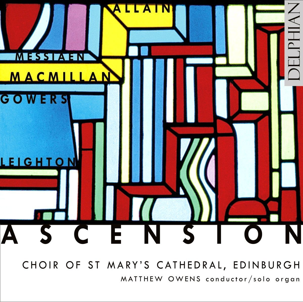 Ascension CD Delphian Records