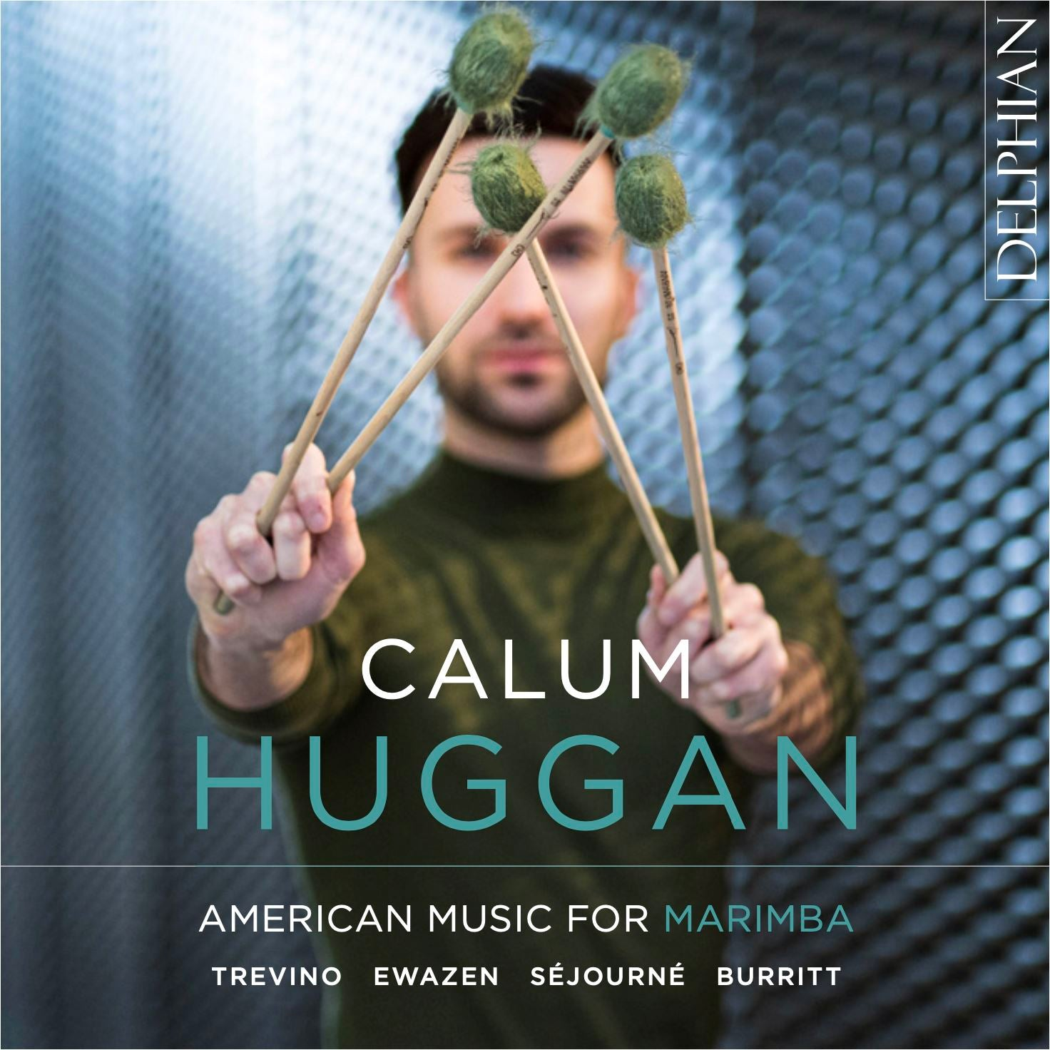 Calum Huggan: American Music for Marimba