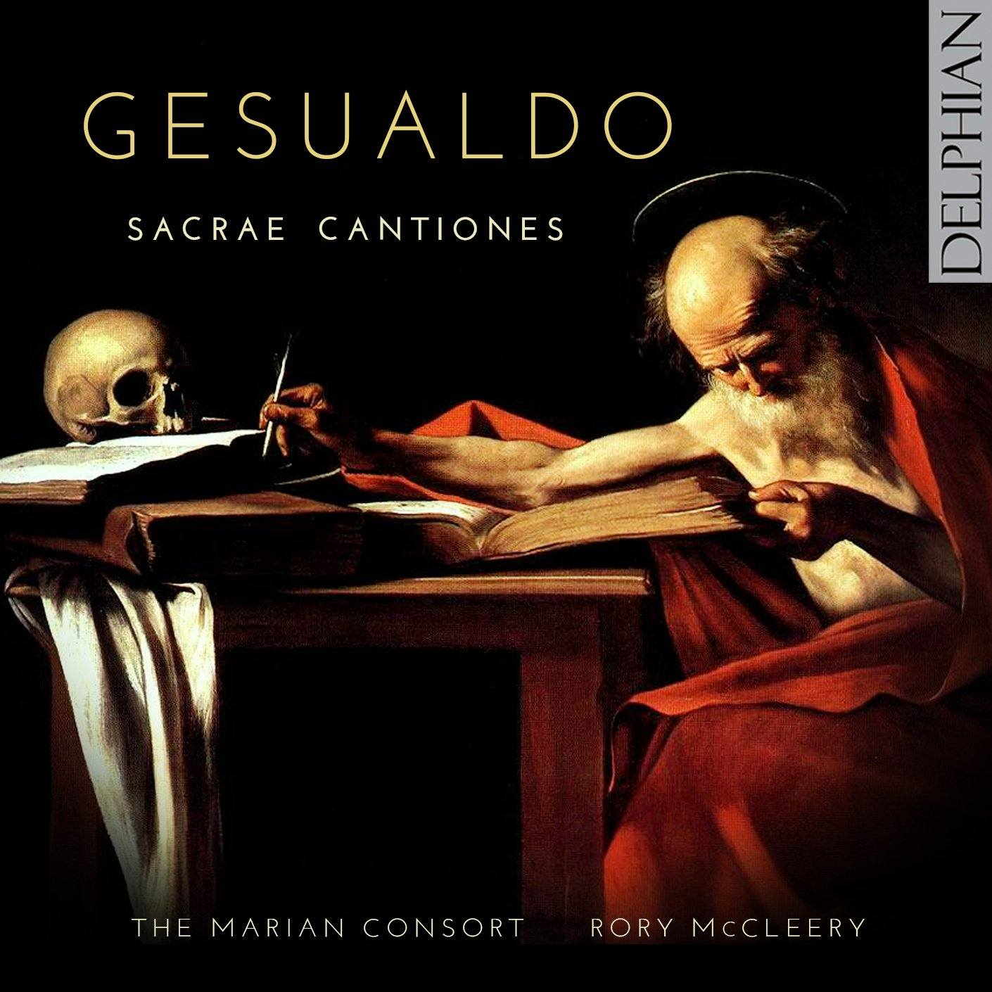 Gesualdo: Sacrae Cantiones CD Delphian Records