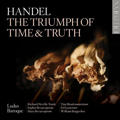 Handel: The Triumph of Time and Truth (2CDs) CD Delphian Records