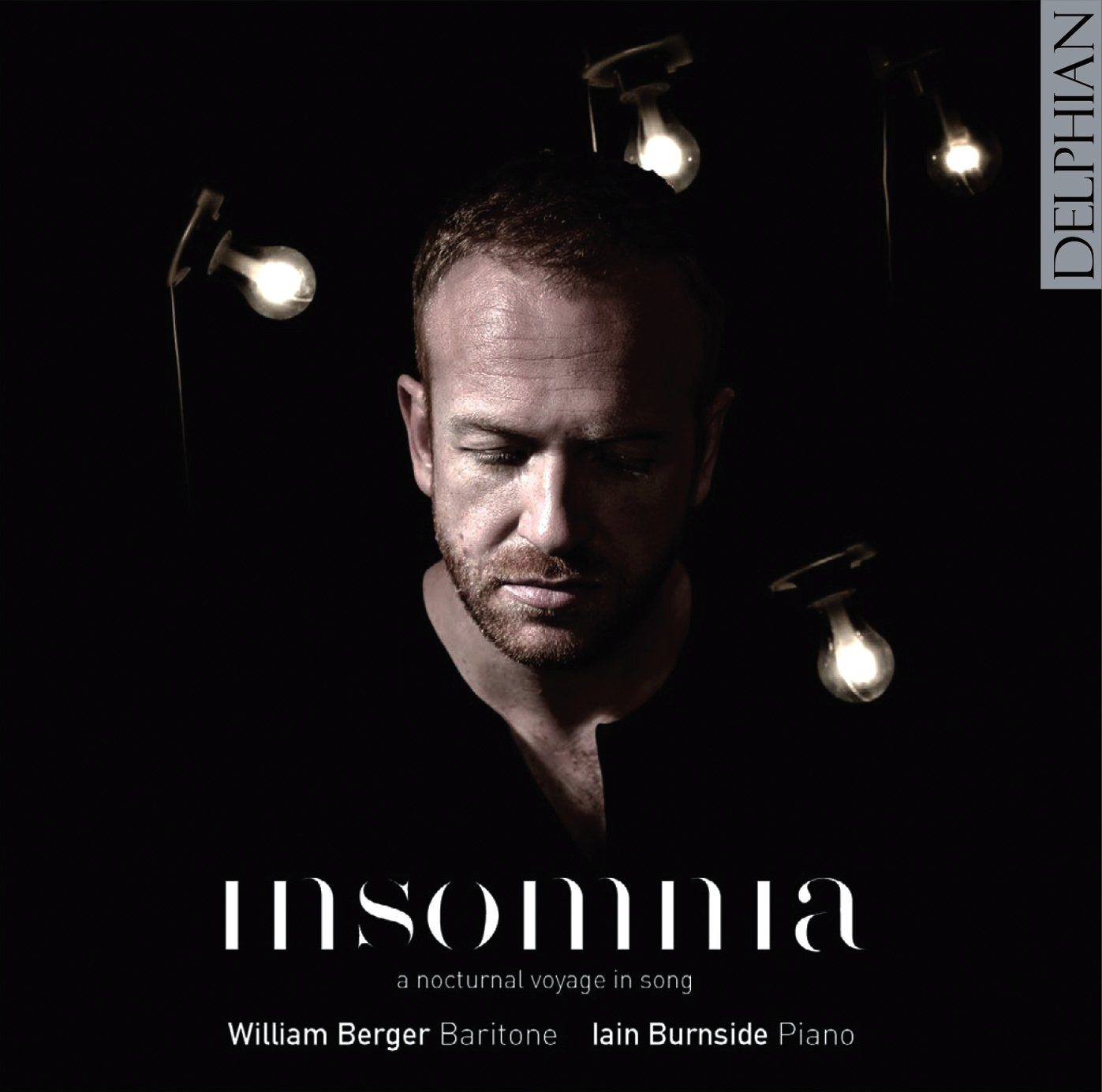 Insomnia: a nocturnal voyage in song CD Delphian Records