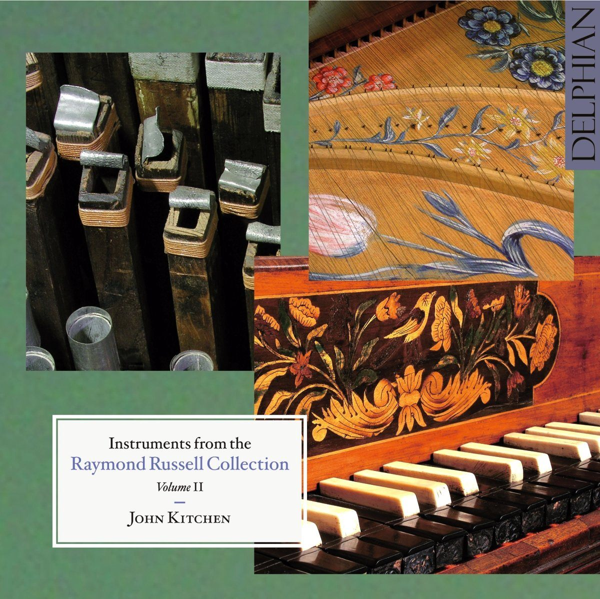 Instruments from the Russell Collection Vol II CD Delphian Records