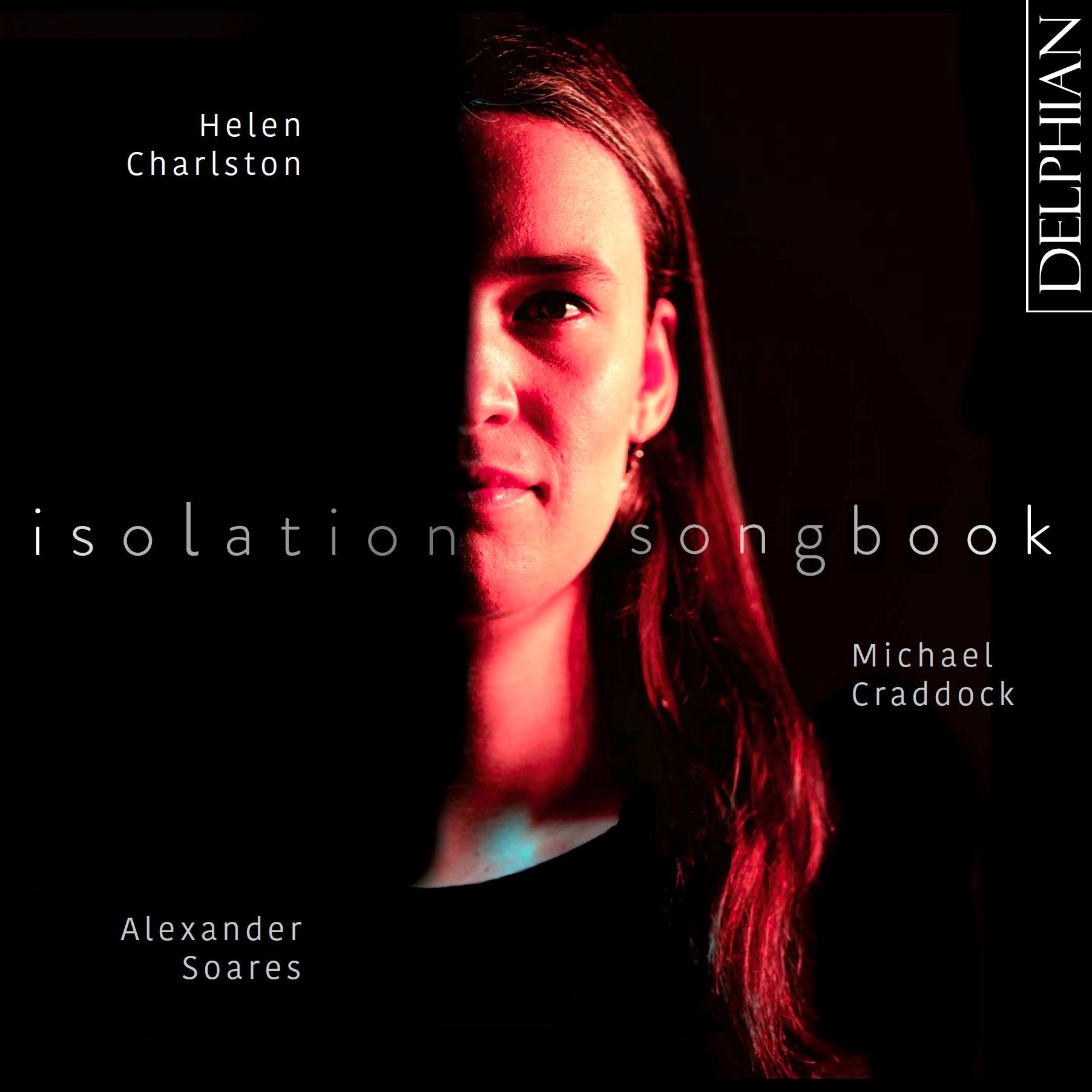 Isolation Songbook CD Delphian Records
