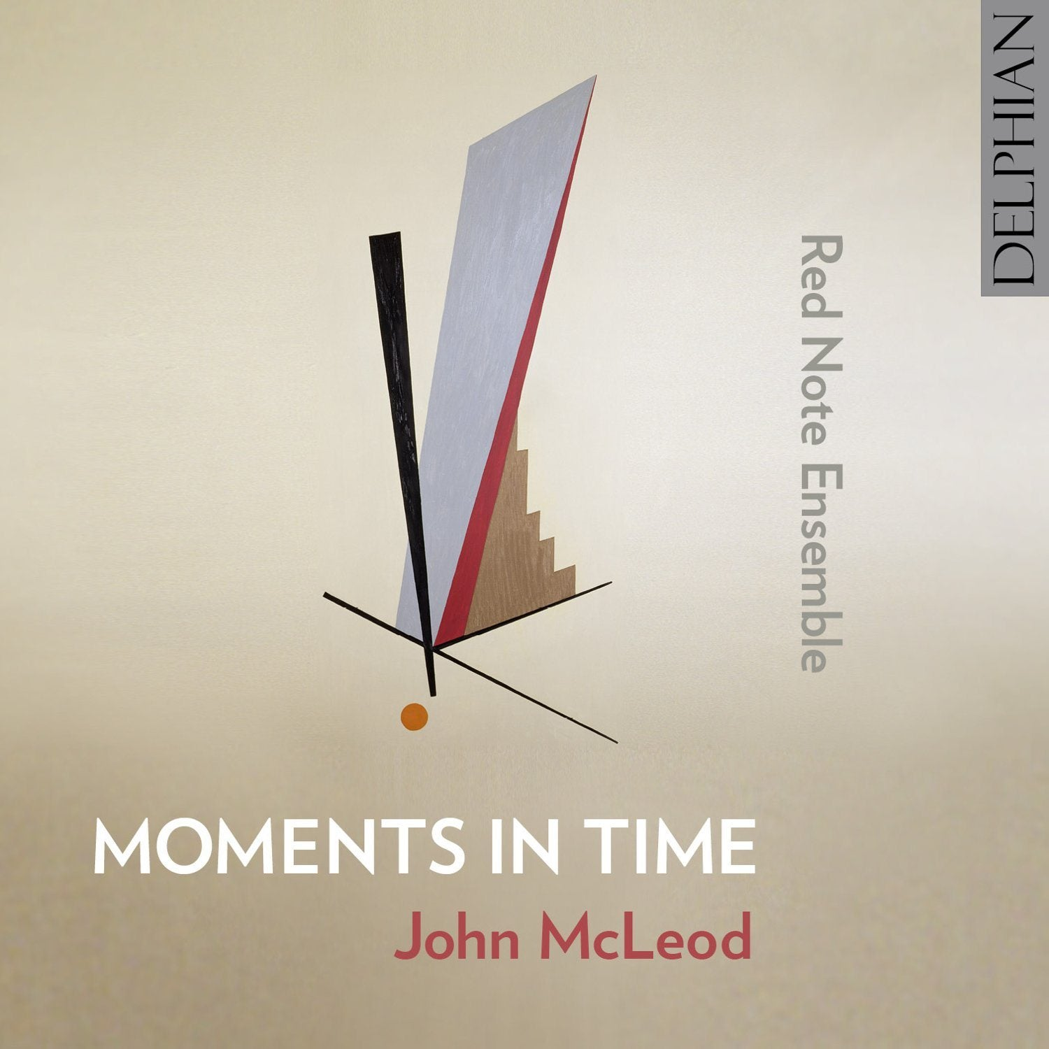John McLeod: Moments in Time CD Delphian Records