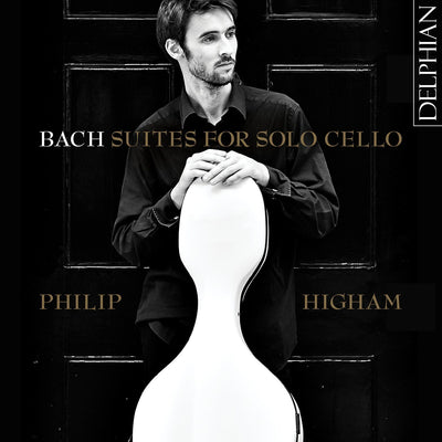 J.S. Bach: Suites for Solo Cello CD Delphian Records
