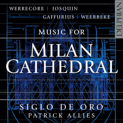Music for Milan Cathedral CD Delphian Records