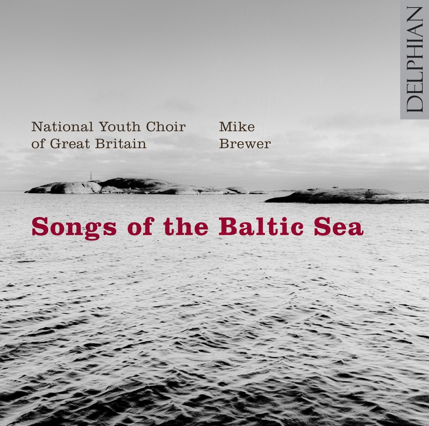 Songs of the Baltic Sea CD Delphian Records