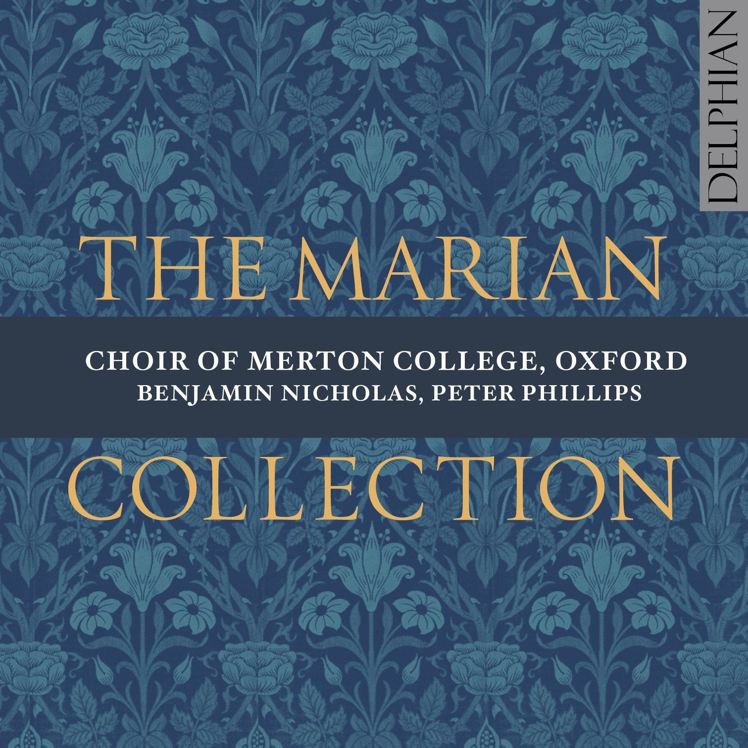 The Marian Collection CD Delphian Records