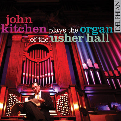 The Usher Hall Organ CD Delphian Records