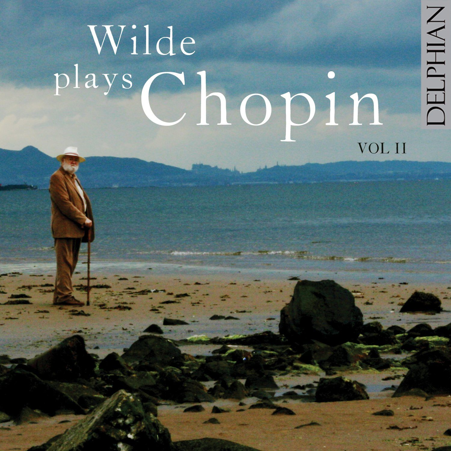 Wilde plays Chopin Vol II CD Delphian Records