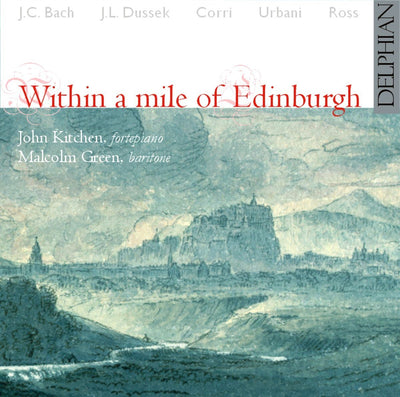 Within a Mile of Edinburgh CD Delphian Records