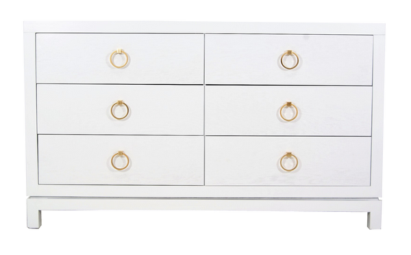 Artisan Six Drawer Dresser