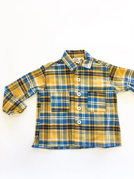 Flannel Workshirt - Sunflower