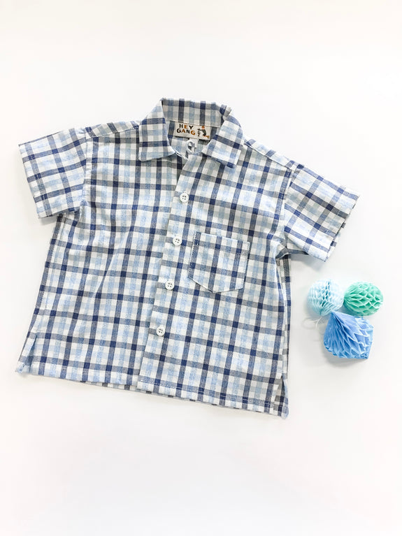 Camp Shirt - Gingham